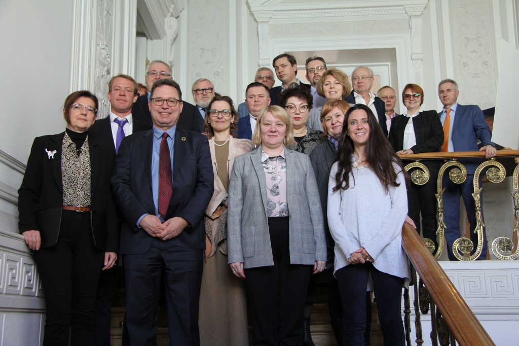 Our experts Georgy Fomenko, Marina Fomenko took part in ROSSTAT/UNECE/UNEP/OECD Joint Workshop on environment-related SDG Indicators. It was aimed to monitor progress in achieving the Sustainable Development Goals