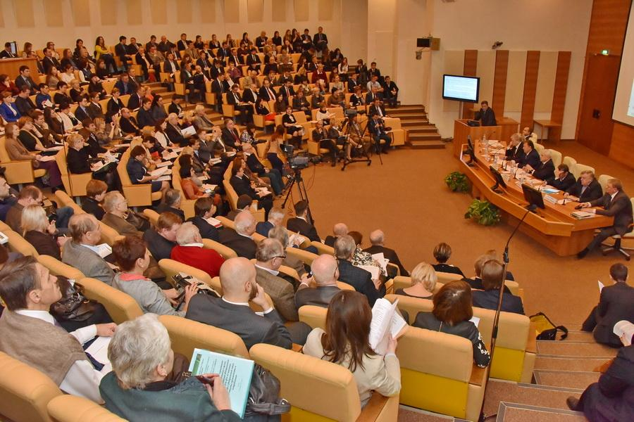 "Staff of  Institute ""Cadastеr"" took part in enlarged meeting of the supreme ecological council"
