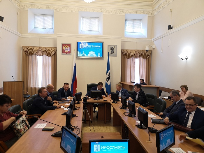 Head of the Center for Health Risk Assessment of Cadaster Institute, joined the expert group City Roads established under the Government of the Yaroslavl region